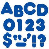 """Royal Blue 3"""" Casual Uppercase Ready Letters¨"""