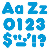 """Blue 4"""" Casual Combo Ready Letters¨"""