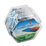 Anti-Static Touch Screen Wipes, 200 Pieces