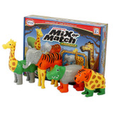 Magnetic Mix or Match¨ Animals