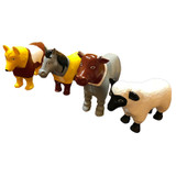 Magnetic Mix or Match¨ Farm Animals
