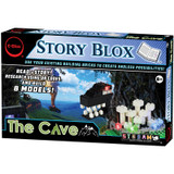Story Blox - The Cave, Light-Up Building Blocks, 118 Pieces