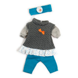 Doll Clothes, Girl Autumn/Spring Outfit