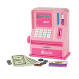 Pretend and Play¨ Teaching ATM Bank - Pink