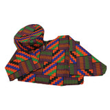 Ethnic Costumes, Boys West African Shirt & Hat