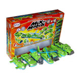 Magnetic Mix or Match¨ Vehicles 2+4