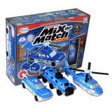 Magnetic Mix or Match¨ Vehicles, Police