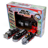 Magnetic Mix or Match¨ Vehicles, Train
