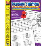 Critical Thinking Skills, Following Directions Activity Book