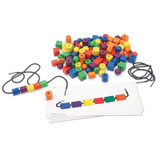 Beads and Pattern Cards Activity Set