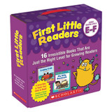 First Little Readers Parent Pack: Guided Reading Levels E & F