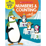 Little Skill Seekers: Numbers & Counting Activity Book