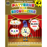 Practice to Learn: Patterns and Sequencing Grades KÐ1