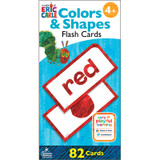 World of Eric Carle» Colors & Shapes Flash Cards