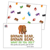 Brown Bear, Brown Bear, What Do You See?» Learning Cards
