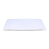 Mat Sheets, Fitted, White