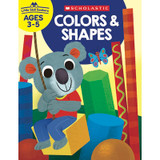 Little Skill Seekers: Colors & Shapes Activity Book