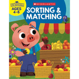 Little Skill Seekers: Sorting & Matching Activity Book
