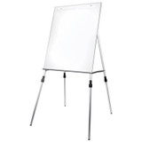 """Dry Erase Easel with Adjustable Legs, 46"""" x 5"""" x 29.5"""""""