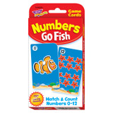 Numbers Go Fish Challenge Cards¨