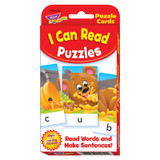 I Can Read Puzzles Challenge Cards¨