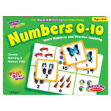 Numbers 0-10 Match Me¨ Games