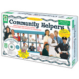 Listening Lotto: Community Helpers Board Game