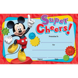 Mickey Mouse Clubhouse¨ Super Cheers Recognition Awards