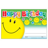 Happy Birthday Smile Recognition Awards, 30 ct