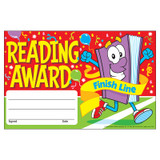 Reading Award Finish Line Recognition Awards, 30 ct