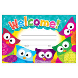 Welcome! Owl-Stars!¨ Recognition Awards, 30 ct