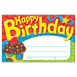 Happy Birthday The Bake Shopª Recognition Awards, 30 ct