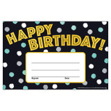 I _ Metal Birthday Recognition Awards, 30 Count