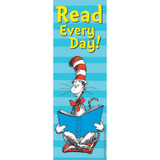 Cat in the Hatª Read Every Day Bookmarks, 36/pkg