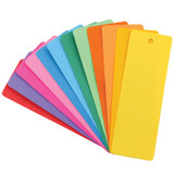 Mighty Brightª Bookmarks, 100 Assorted Colors