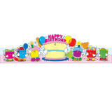 Happy Birthday Crowns, Pack of 30
