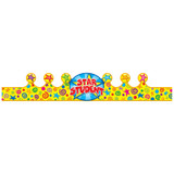 """Star Student Crowns, 23.5"""" x 4"""", Pack of 30"""