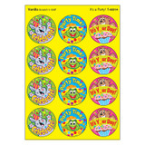 It's a Party!/Vanilla Stinky Stickers¨, 48 Count