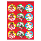 Holiday Pals/Peppermint Stinky Stickers¨, 48 Count
