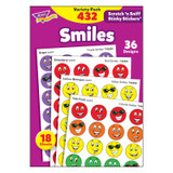 Smiles Stinky Stickers¨ Variety Pack, 432 ct