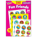 Fun Friends Stinky Stickers¨ Variety Pack, 240 ct.