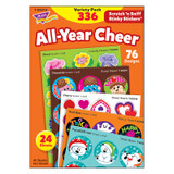 All Year Cheer Stinky Stickers¨ Variety Pack, 336 Count