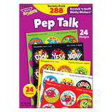 Pep Talk Stinky Stickers¨ Variety Pack, 288 Count