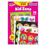 Kid Zone Stinky Stickers¨ Variety Pack, 339 Count