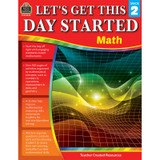 LetÕs Get This Day Started: Math Grade 2