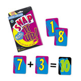 Snap it Up! Card Games, Addition/Subtraction