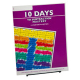10 Days to Subtraction Mastery Student Workbook