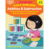 Play & Learn Math: Addition & Subtraction
