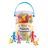 All About Me Family Countersª, Set of 72