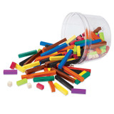 Cuisenaire¨Rods Small Group Set: Plastic Rods